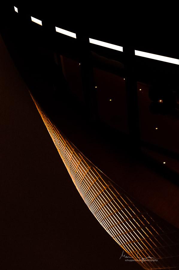 Die Elbphilharmonie am Vorabend der Eröffnung.